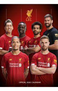 Kalender 2020 DA A3 Liverpool