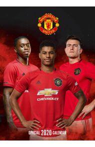 Kalender 2020 DA A3 Man. United