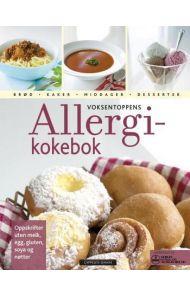 Voksentoppens allergikokebok