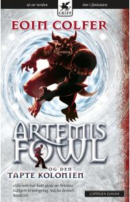 Artemis Fowl og den tapte kolonien