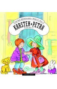 Karsten og Petra kler seg ut