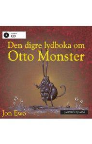 Den digre lydboka om Otto monster