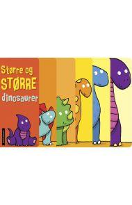 Større og større dinosaurer