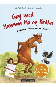 Gøy med Mamma Mø og Kråka!