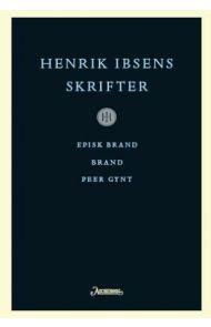 Henrik Ibsens skrifter. Bd. 5