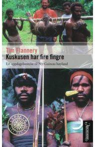Kuskusen har fire fingre