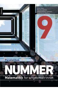 Nummer 9 - parallellbok