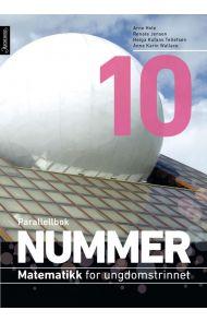 Nummer 10 - parallellbok