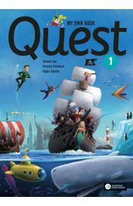 Quest 1. My Own Book. Elevbok. Engelsk for barnetrinnet