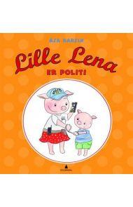 Lille Lena er politi