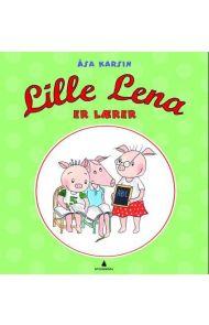Lille Lena er lærer