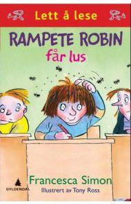 Rampete Robin får lus