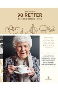 90 retter til Ingrid Espelid Hovig