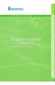 Registreringsbok for maskinkadetter og motormannlærlinger