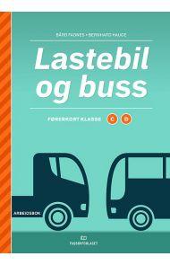 Lastebil og buss