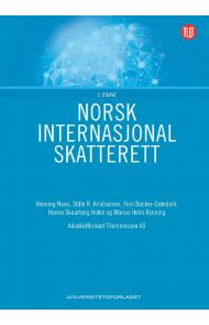 Norsk internasjonal skatterett