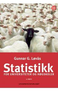 Statistikk for universiteter og høgskoler