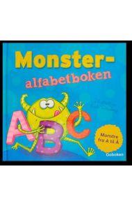 Monsteralfabetboken