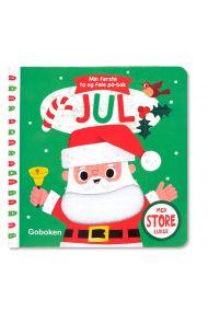 Min første ta og føle på-bok om julen