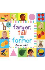 Farger, tall og former