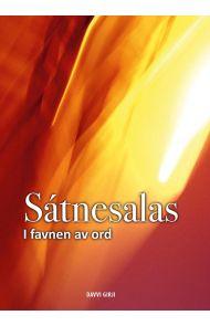 Sátnesalas = I favnen av ord : SGS-40 årsjubileumsantologi