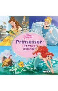 Prinsesser : fire vakre historier