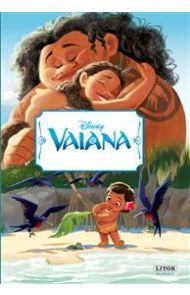 WD VAIANA - FILMEN SOM BOK #
