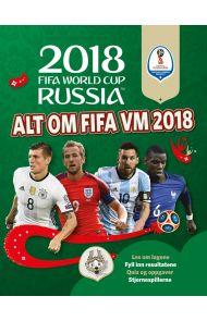 FIFA håndboken offisiell guide til VM i Russland 2