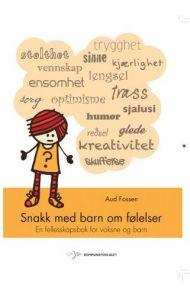 Snakk med barn om følelser
