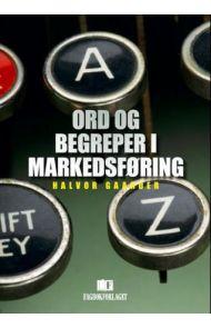 Ord og begreper i markedsføring