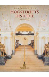 Høgsteretts historie 1965-2015