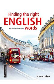 Finding the right English words