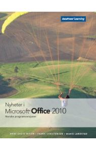 Nyheter i Microsoft Office 2010