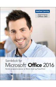Samlebok for Microsoft Office 2016
