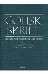 Gotisk skrift