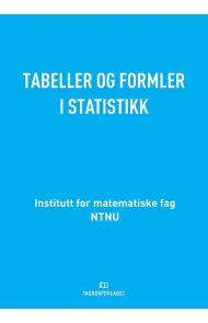 Tabeller og formler i statistikk