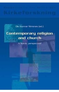 Contemporary religion and church