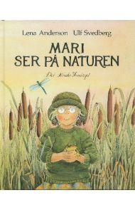 Mari ser på naturen