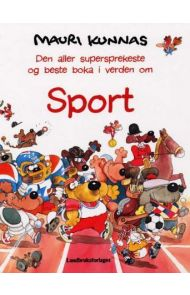 Den aller supersprekeste og beste boka i verden om sport