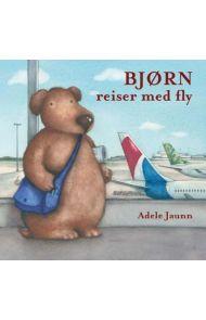 Bjørn reiser med fly