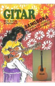 Gitar-sangboka
