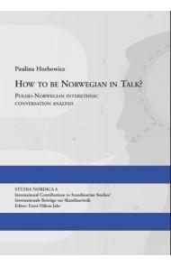 How to be Norwegian in talk?