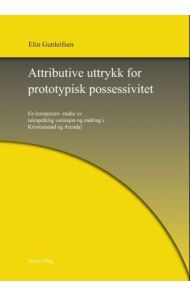 Attributive uttrykk for prototypisk possessivitet