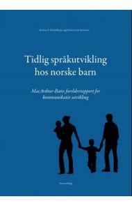 Tidlig språkutvikling hos norske barn