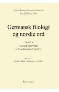 Germansk filologi og norske ord
