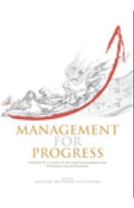 Management for progress