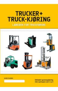 Trucker + truck-kjøring