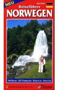 Guidebok Norge Tysk