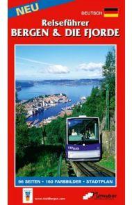 Guidebok Bergen & Fjordene Tysk