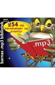 Barnas mp3 bibliotek